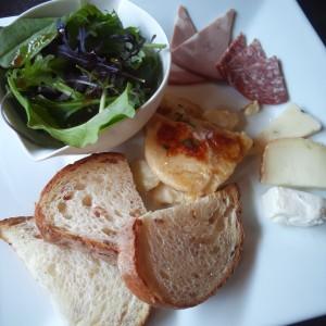 チーズグラタンプレート